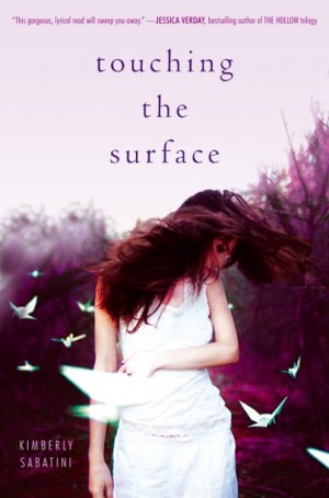 Touching the Surface cover blurb