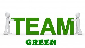 http://www.dreamstime.com/stock-photography-business-men-green-team-word-image23111392